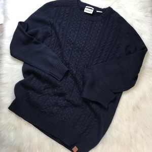 Timberland lambswool/cashmere blend sweater L